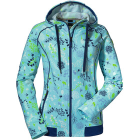 Schöffel Kirkefjord1 Fleece Hoody Women angel blue